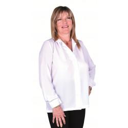 CHEMISIER femme senior soldes pas cher