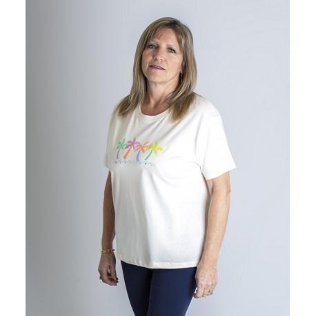 T shirt femme senior TANITA grande taille