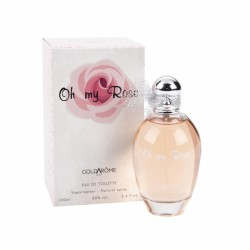 OH MY ROSE  EAU DE TOILETTE  100 ML