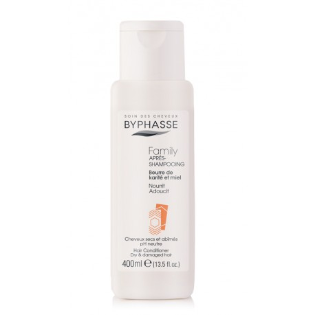 APRES SHAMPOOING BYPHASSE 400 ML