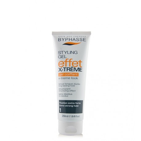 GEL COIFFANT BYPHASSE 250 ML