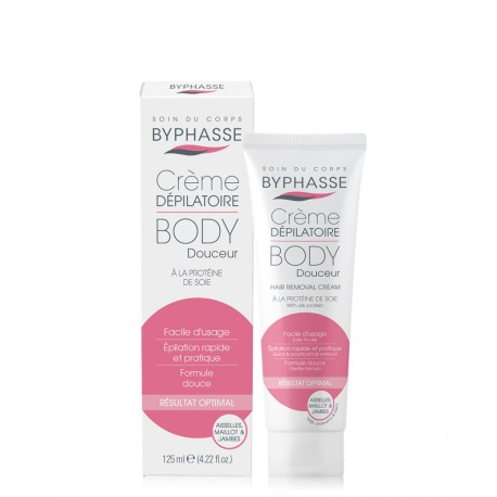 CREME DEPILATOIRE BYPHASSE