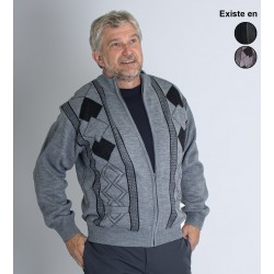 GALDRIC GRIS, MARRON ou ANTHRACITE