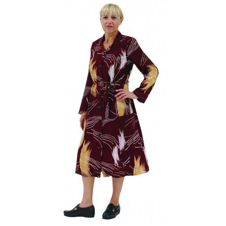Robe femme senior Rosine soldes