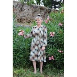 Robe femme senior soldes RHEA 12 pas cher