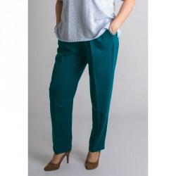 Pantalon PATRICIA Bleu turquoise, pétrole, ciel