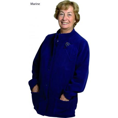 Veste femme senior JUMEAU polaire