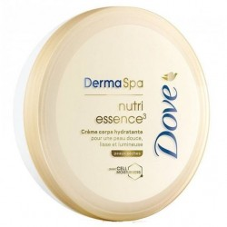 CREME CORPS DERMA SPA DOVE 75ML