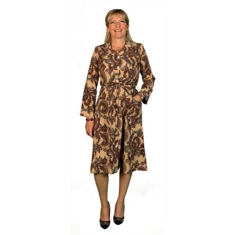 Robe femme senior soldes ROMY II