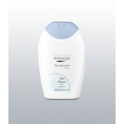 GEL DOUCHE BYPHASSE THE BLANC 500 ML