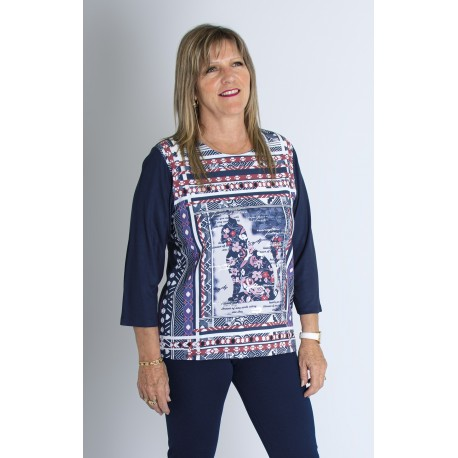 T Shirt femme senior TIMI