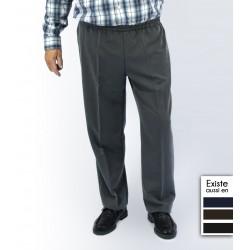 Pantalon homme taille élastique  PIERRICK