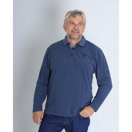 Polo homme senior THEOPHILE