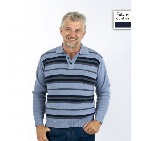 Vêtement senior homme - pull PHONG