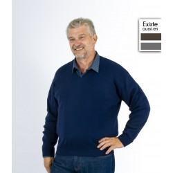 Pull homme senior PETER