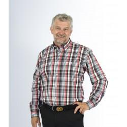 Vêtement senior homme - chemise CAROUGE