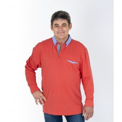 Polo homme senior TRISTAN