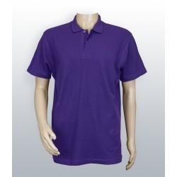 Polo senior homme uni PARKER violet