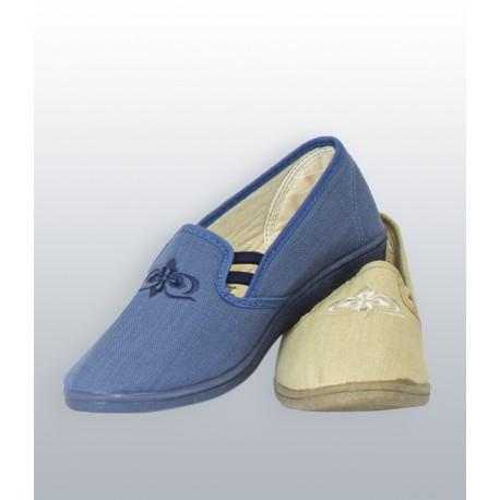 Chaussures personnes âgées femmes QUALIF