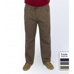 Pantalon taille élastique PAULIEN II