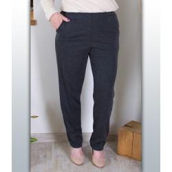 Pantalon femme taille élastiquée personne âgée PAMILA