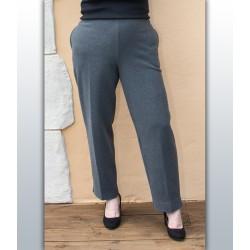 Pantalon pour femme avec taille élastiquée personne âgée PASKI