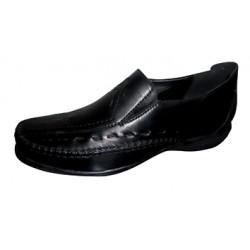 Chaussures personnes agées en cuir CARENNE