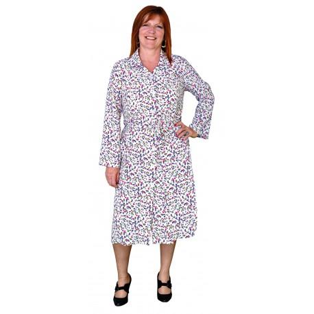 Robe femme senior ROSELINE soldes