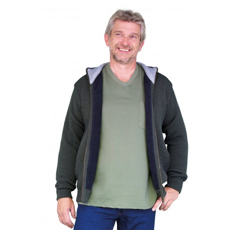 Veste homme senior VIANEY